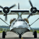 vehicles, aircraft, airplane, flying boat, Consolidated PBY Catalina, Catalina wallpaper