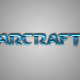 Warcraft, Warcraft III, gray, logo, games wallpaper