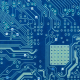 circuit boards, technology, multiple display wallpaper