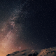 stars, space, galaxy, planetes, night wallpaper