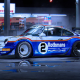 car, Porsche 911, Porsche, rain, noght wallpaper