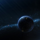 planet, space, Earth, Milky Way, stars wallpaper