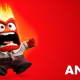 Inside Out, cartoons, movies, anger wallpaper