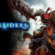 Darksiders, video games, horse, sword wallpaper