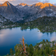 Sequoia National Park, california, usa, nature, landscape, tree, lake, mountains wallpaper