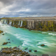waterfall, Iceland, nature, landscape, river wallpaper