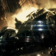 Batman: Arkham City, Batmobile, Batman, video games wallpaper