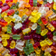haribo bear, food, gummy bear, bear wallpaper
