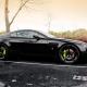 Aston Martin, car, black cars, wet wallpaper