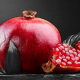 pomegranate, fruits, food wallpaper