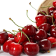 cherries, food, fruit wallpaper