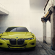 BMW, car, BMW 3.0 CSL, concept car wallpaper