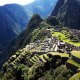 Machu Picchu, mountains, Peru, nature wallpaper