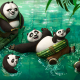 KungFu Panda, Panda, cartoons wallpaper