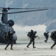 boeing, CH-47, chinook, military, helicopter, beach, soldier, south korea, aircraft wallpaper