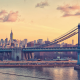 city, bridge, new york, usa, bay bridge wallpaper