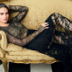 lily james, women, couch, actress wallpaper