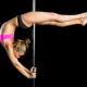 pole dancer, gymnastics, women, fitness, model, sport, gym wallpaper