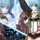 Sword Art Online, Asada Shino, Gun Gale Online, anime girls, anime wallpaper