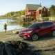 ford escape, car, ford, crossover, beach wallpaper