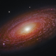 Spiral Galaxy, universe, galaxies, NGC 2841 , astronomy wallpaper
