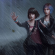 life is strange, max caulfield, chloe price, rain wallpaper