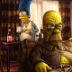 Breaking Bad, TV, The Simpsons, artwork wallpaper