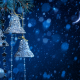 christmas, christmas tree, branch, toy, bell, new year wallpaper
