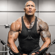 wayne johnson, machine, the rock, gym, workout, tattoo, actor, men wallpaper