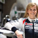 susie wolff, driver, women, renault, smiling wallpaper