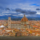 florence, italy, architecture, city, brick, ancient, church, florence cathedral, palazzo vecchio wallpaper