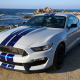 ford mustang shelby, muscle cars, american cars, white cars, shelby gt500, shelby, shelby gt35 wallpaper