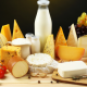 food, cheese, milk, tomatoes wallpaper