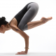 yoga, workout, pose, balance, sport, women wallpaper