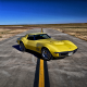 1969 chevrolet corvette stingray, chevrolet corvette, car, chevrolet, old car wallpaper