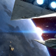 star destroyer, star wars, artwork, space, planet, spaceship wallpaper