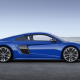 audi r8, car, vehicle, supercar, electric car, audi wallpaper