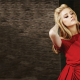 amber heard, women, red dress wallpaper