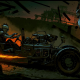 mad max: fury road, artwork, mad max, art wallpaper