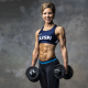claire boyle, midwife, breastfeeding, women, fitness, weightlifting, smiling, gym wallpaper
