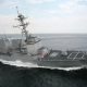 uss farragut, arleigh burke-class destroyer, ddg-99, united states navy, ship, sea wallpaper