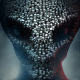 xcom 2, skull, eyes, video games, art wallpaper