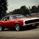 chevrolet camaro, muscle car, american cars, chevrolet wallpaper