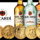 bacardi oakheart spiced rum, bacardi, rum, alcohol, coin wallpaper
