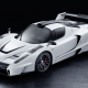Ferrari Enzo, car, vehicles, white cars, Ferrari wallpaper