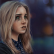 crying girl, cry, tears, blonde, mood, art wallpaper