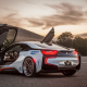 bmw i8, vorsteiner, tuning, cars wallpaper