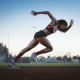 women, sports, running wallpaper