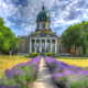 imperial war museum, london, united kingdom, grass, hdr, city, lavender, city wallpaper
