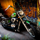 chopper, honda, motorcycle, bike wallpaper